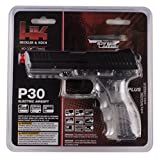 H&K P30 Clear Electric Airsoft Pistol airsoft gun