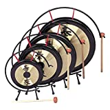 """Rhythm Band RB1070 7"""" Gong with Standard Mallet"""