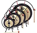 Rhythm Band Oriental Table Gongs 7 in. Gong Rb1070