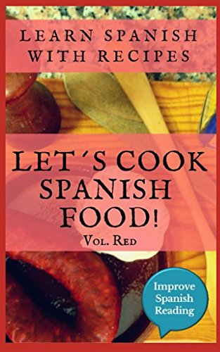 Learn Spanish with recipes. Let