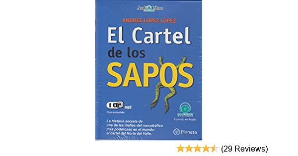 El Cartel de los Sapos: 9789588362878: Amazon.com: Books