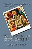 What Would Jesus Tweet?, Deborah Dian, 150037959X