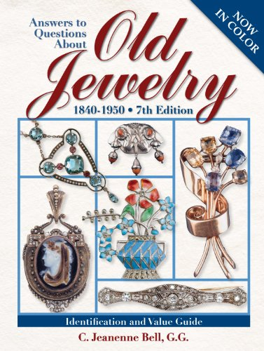 Answers To Questions About Old Jewelry ()