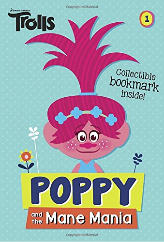 Poppy and the Mane Mania Book