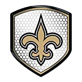 NFL New Orleans Saints Team Shield Automobile Reflector