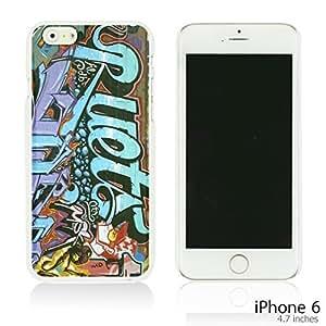 OnlineBestDigital - Art Paintings Hardback Case for Apple iPhone 6 (4.7 inch)Smartphone - Graffiti