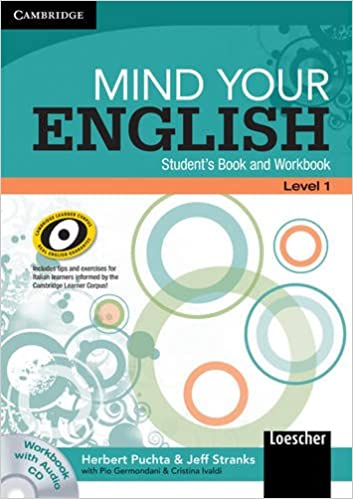 Read online Mind your English Level 1 Student's Book and Workbook with Audio CD (Italian Edition) (English in Mind) PDF, azw (Kindle)