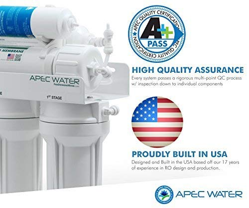 Our #3 Pick is the APEC Top Tier Alkaline Mineral ROES75+