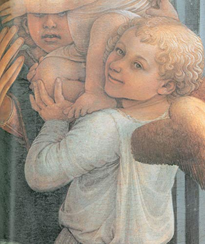 Home Comforts Peel-n-Stick Poster of Lippi, Fra Filippo - Madonna and Child with Two Angels, Detail Vivid Imagery Poster 24 x 16 Adhesive Sticker Poster Print (Fra Filippo Lippi Madonna And Child With Angels)
