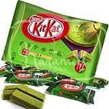 ネスレ日本 キットカット ミニ オトナの甘さ 抹茶 13枚×12袋