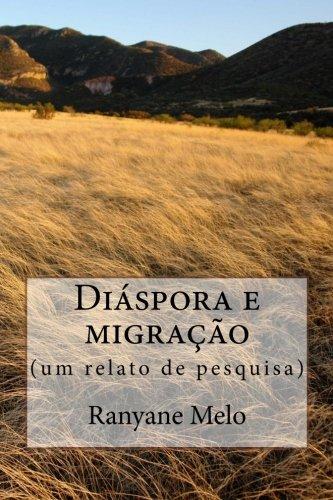 Diáspora e migração (um relato de pesquisa)