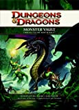 Monster Vault: Threats to the Nentir Vale: A 4th edition Dungeons & Dragons Supplement