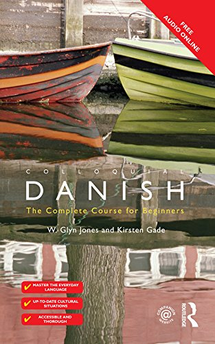 Colloquial Danish (Colloquial Series) (English Edition)