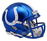 NFL Indianapolis Colts Alternate Blaze Speed Mini Helmet