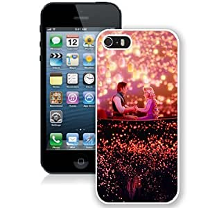 DIY Case For Ipod Touch 4 Cover Design with Disney Tangled Cell Phone Case For Ipod Touch 4 Cover Generation in White