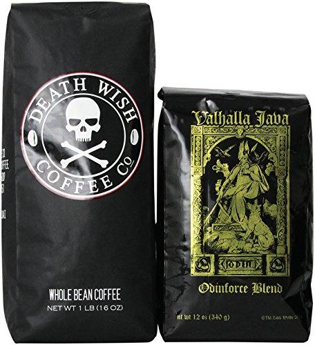 Death Wish Valhalla Coffee Certified