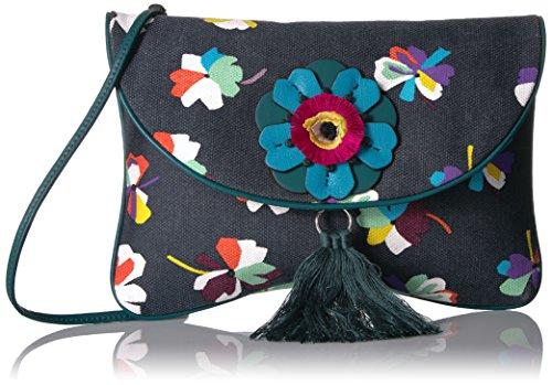 Floral Camuto Vince Clutch Ree Dark IxOUq
