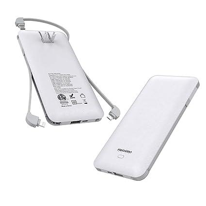 Amazon.com: Heloideo 10000mAh Cargador Portátil Compacto ...