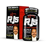 Superstar Ron Jeremy's Famous Personal High-Performance Men's Formula. Boost Vitality, Stamina and Enhance Pleasure.Women Will Notice The Difference.1 Month Supply - 60 Power Capsule