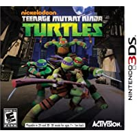 Teenage Mutant Ninja Turtles for Nintendo 3DS