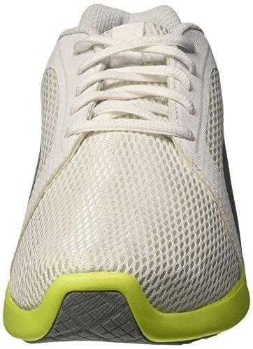 sneaker St blanc Argent 8 Silver Allenatore Evo Puma XdBIqTq