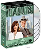 Dallas: Complete Third Season [DVD] [Import]