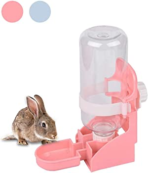 kathson 17oz Rabbit Water Bottle Automatic Dispenser