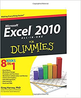 For microsoft dummies 2010 one access all pdf in