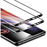 ESR Screen Protector for Samsung Galaxy Note 9 - (2-Pack) Tempered Glass Screen Protector [Force Resistant up to 11 pounds] [Full Screen Coverage] for Note 9 (Released in 2018)
