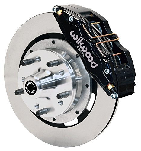NEW WILWOOD FULL FRONT DISC BRAKE KIT, 12