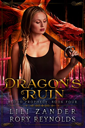 Dragon's Ruin: A Reverse Harem Serial (Blood Prophecy Book 4) (Harness Inserts)