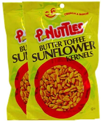 NEW Pnuttles Butter Toffee Sunflower Kernels Net Wt 4.5 Oz (2)