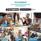 Spy Pen Hidden Camera Pen, HD 1080P Spy Camera