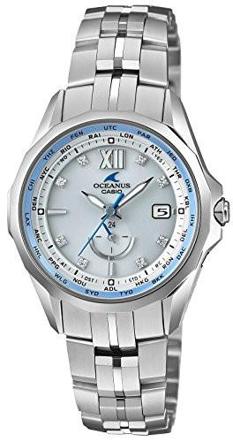 CASIO OCEANUS OCW-S340H-7AJF [OCEANUS Manta limited pair watch ladies]---(Japan Import-No Warranty) by Premium-Japan-