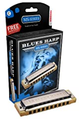 Blues harp MS. Dark, Dirty, hard rockin' Sound. The preeminent harp on the market Designed for blues music, This harp is engineered for consistent volume and tone when used for intense blues playing. It can hang with the toughest players on t...