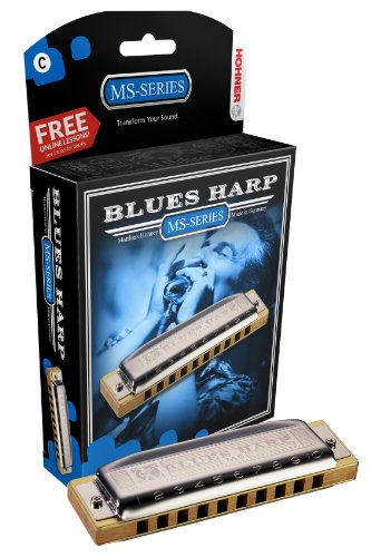 Hohner 532BX-G Blues Harp, Key Of G Major