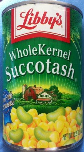 Libby's Whole Kernel Succotash - 15.25 oz