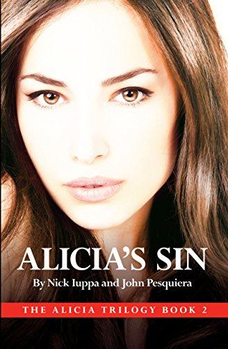 Book: Alicia's Sin by Nick Iuppa