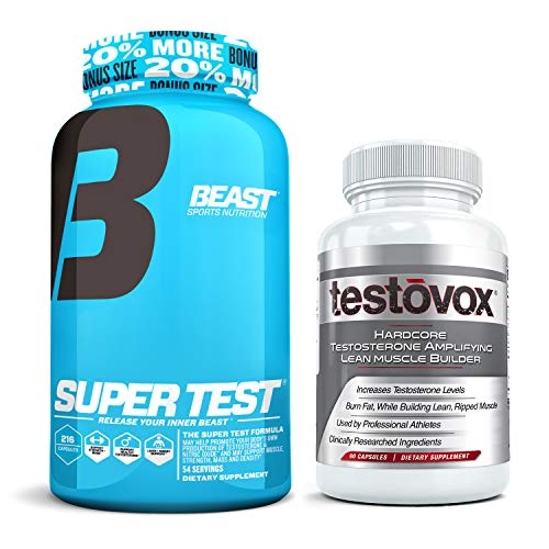 Beast Sports Nutrition Bundle Testovox