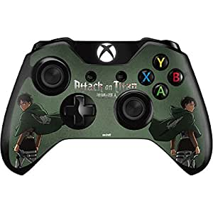 Amazon.com: Attack On Titan Xbox One Controller Skin ... Xbox One Skins Amazon
