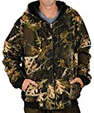 Product review for Woodland Supply Co. Men's Reversible Fleece Zip Up Hoodie