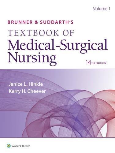 Brunner & Suddarth's Textbook of Medical-Surgical Nursing by LWW