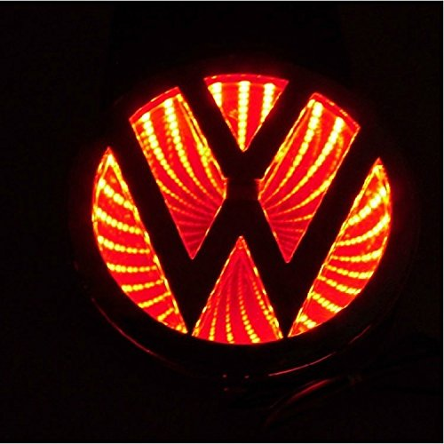 volkswagen emblem light - 3