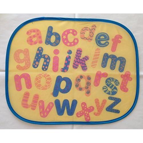 LOT DE 2 PARE SOLEIL VITRE VOITURE POUR PROTECTION SOLEIL BEBE / ENFANT well-wreapped