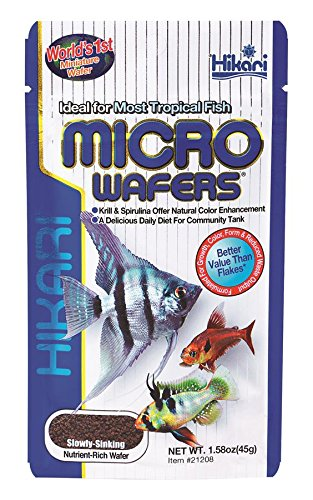 Hikari Micro Wafers for Pets, 1.58-Ounce