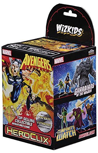 HeroClix Avengers Infinity Colossal Booster by HeroClix