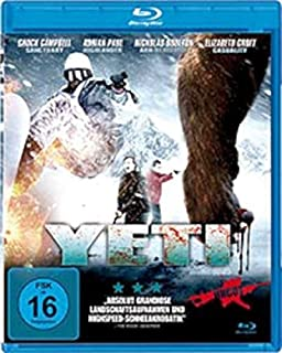 Yeti Curse Of The Snow Demon Dvd Amazon Co Uk Carly Pope Marc