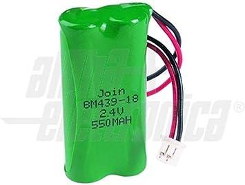 batería del teléfono (acumulador) para Siemens Gigaset A-Serie | V30145-K1310-X359 V30145-K1310-X383: Amazon.es: Electrónica