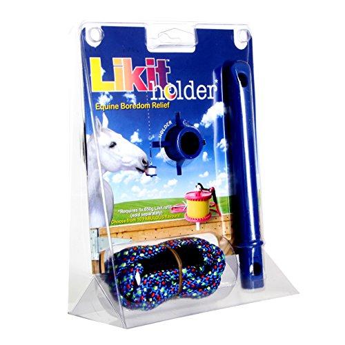 Likit Holder - Manna Pro Likit Holder, Blue