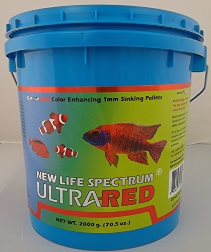 New Life Spectrum Ultra Red 2000G